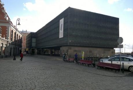 Museo de la Ocupación de Letonia
