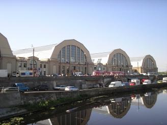 Marché central de Riga